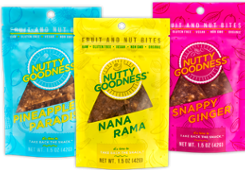 Nutty Goodness Gets C.L.E.A.N.