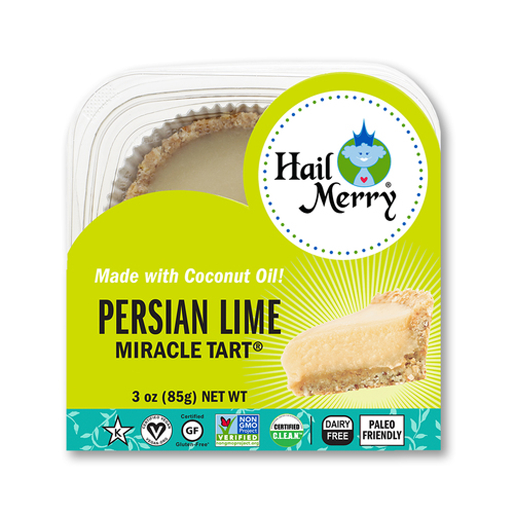 Persian Lime Tart