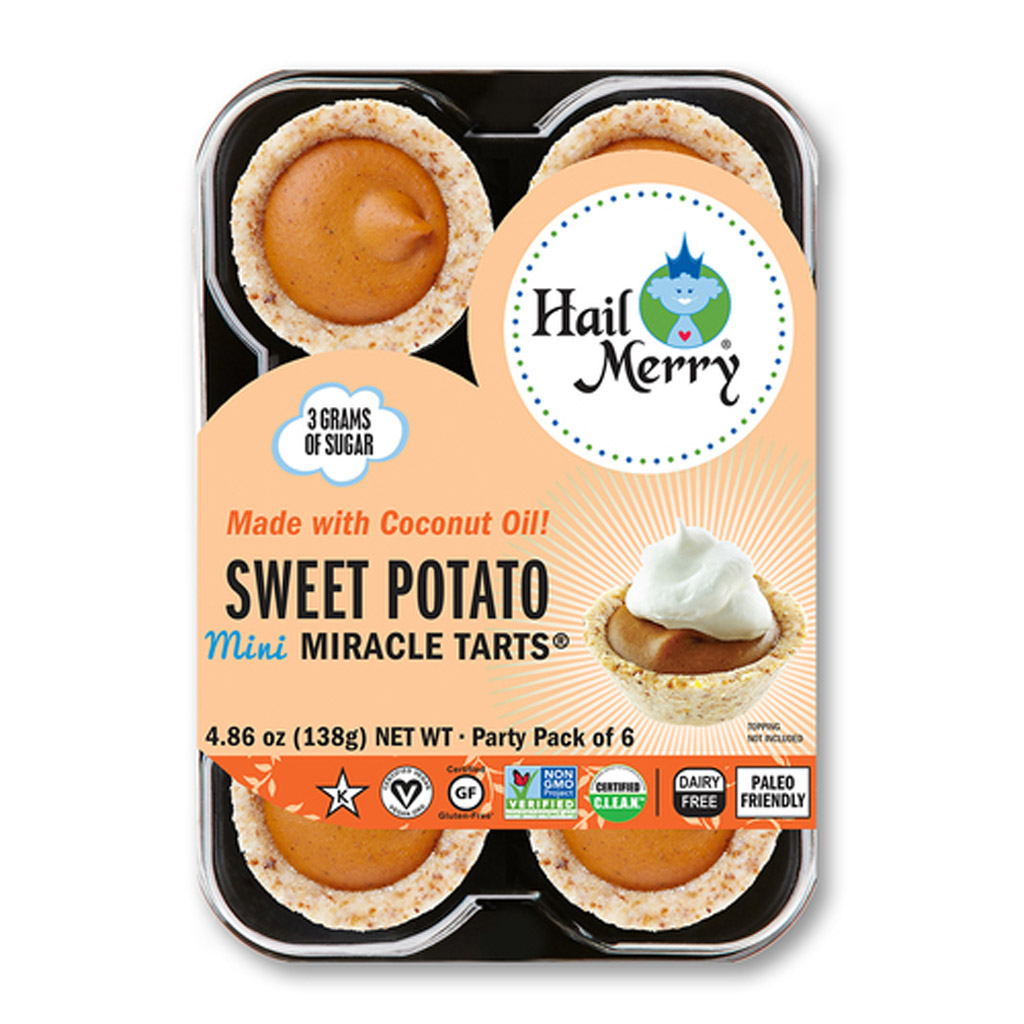 Reduced Sugar Recipe Sweet Potato Tart