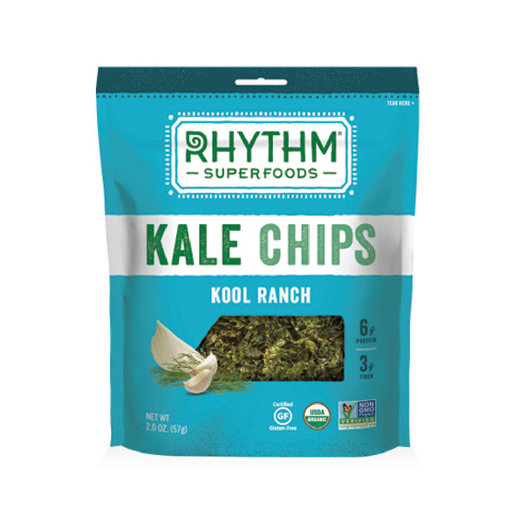 Kale Chips kool Ranch