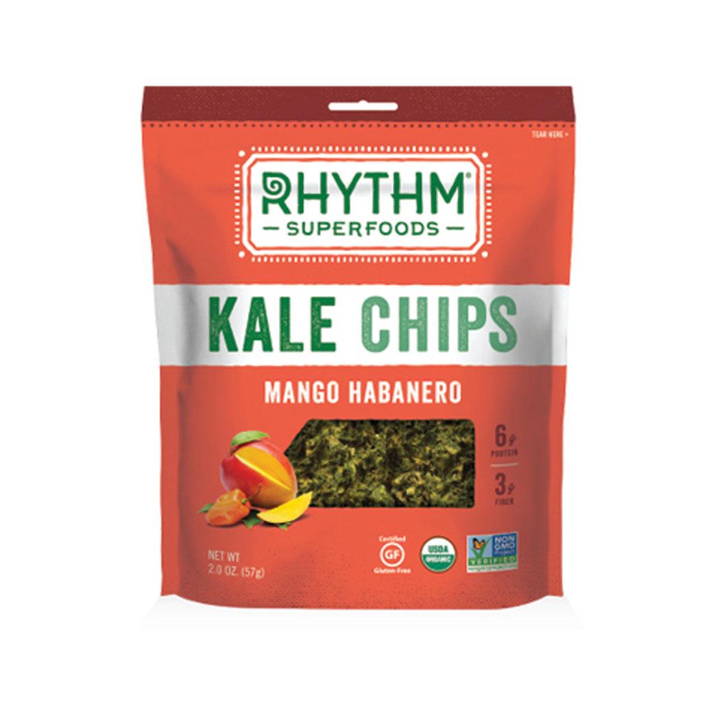Kale Chips mango Habanero