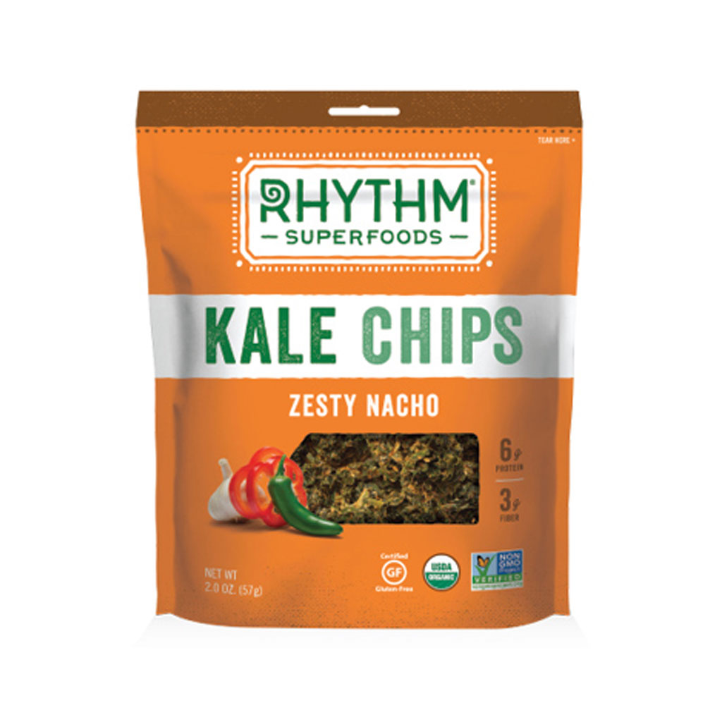 Kale Chips zesty Nacho Orig