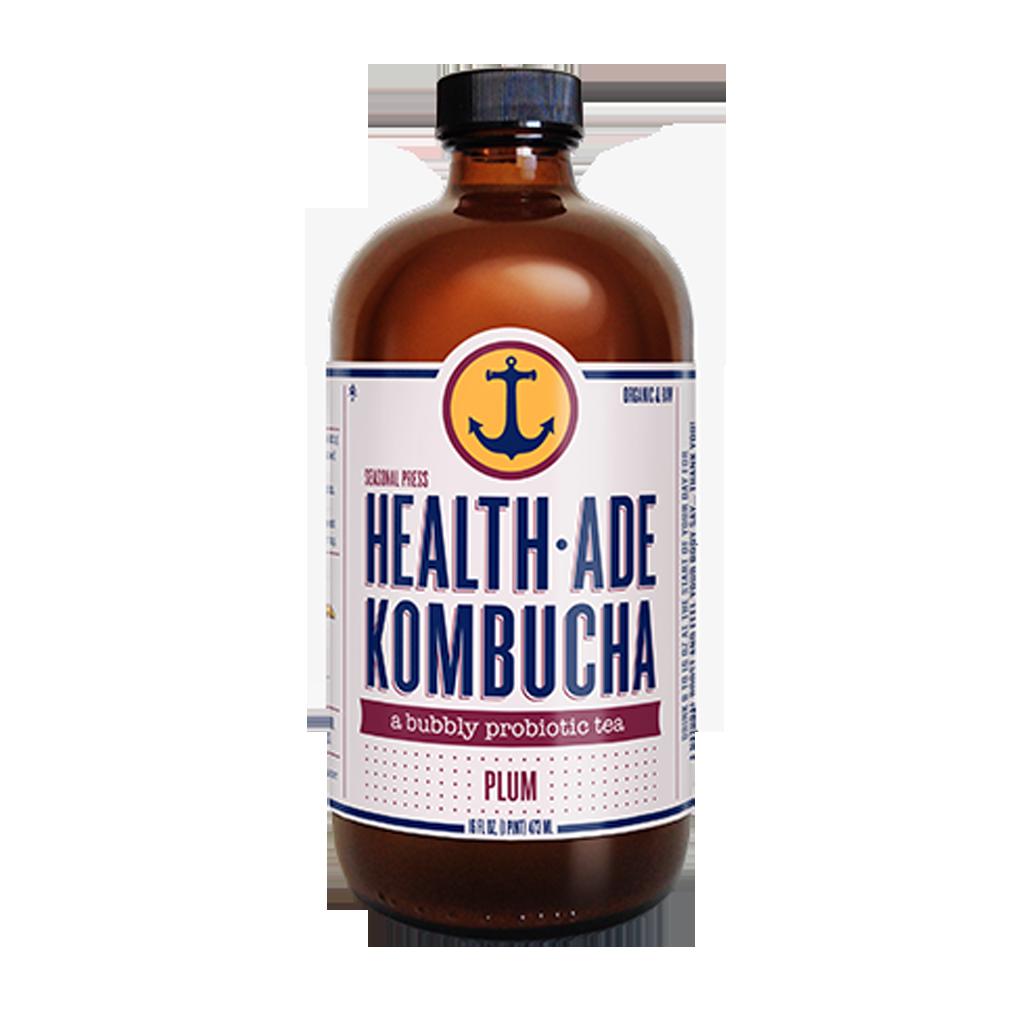 kombucha plum