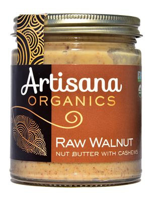 Raw Walnut Butter
