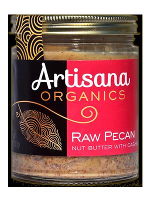 Raw Pecan Butter