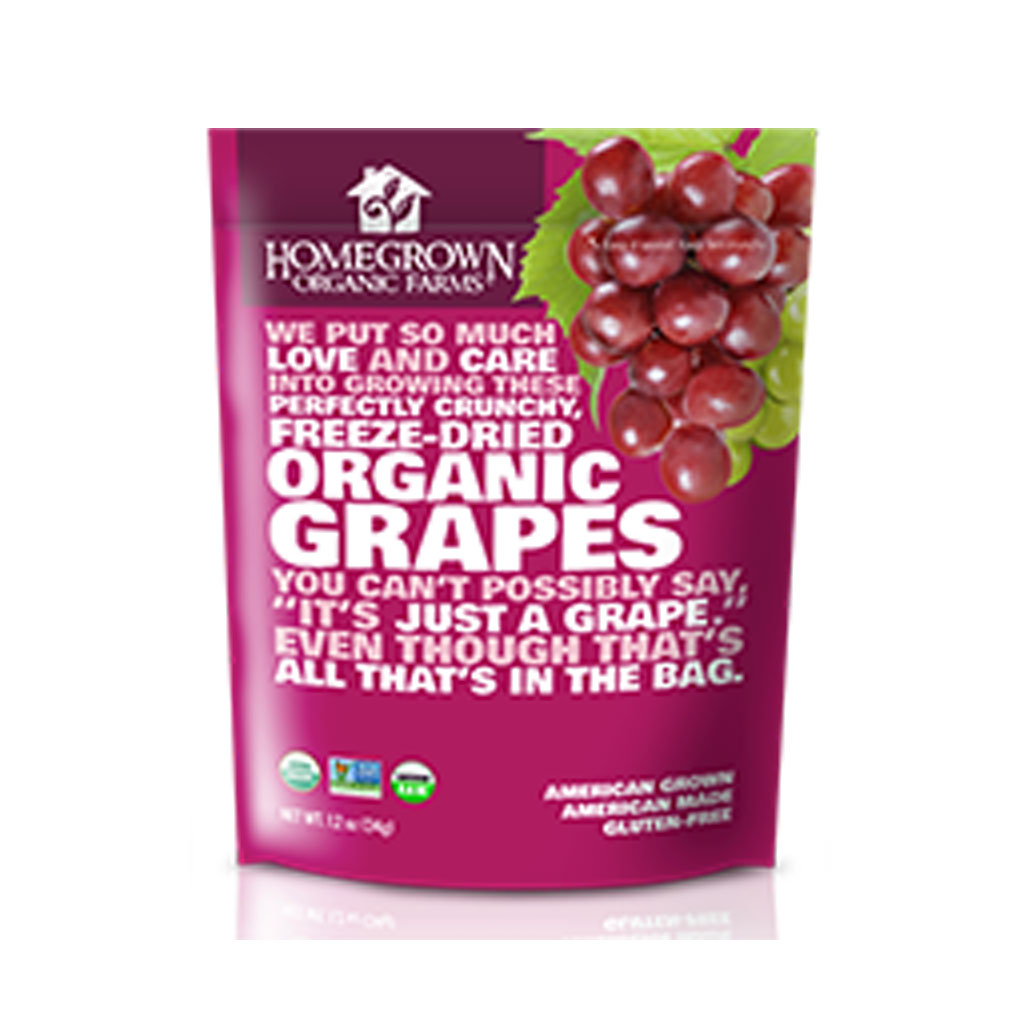 Thomas Creek Farms Organic Grapes