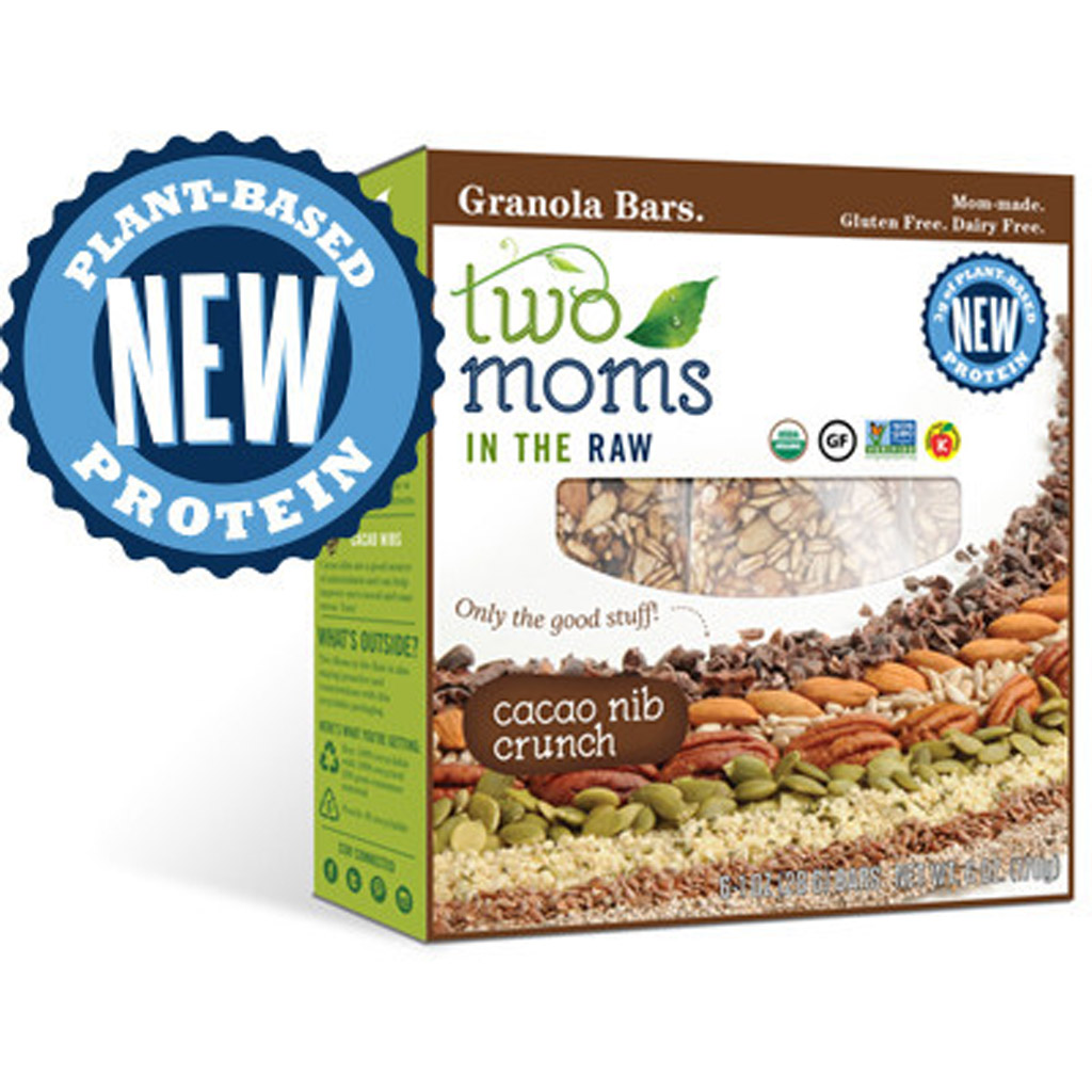 Two Moms Cacao Nib Crunch Granola