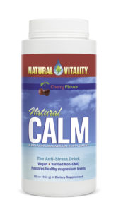 Natural Vitality Cherry Flavour