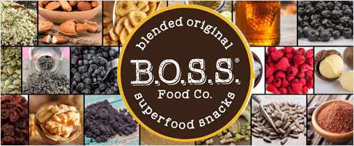 BOSS food gets C.L.E.A.N.
