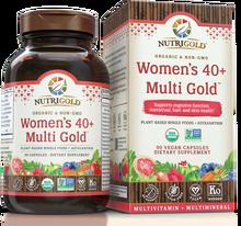 Women's 40+ Multi Gold