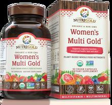 Women's Multi Gold