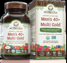 Men's 40+ Multi Gold